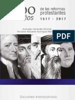 500 Años de las reformas protestantes (1517 - 2017).pdf