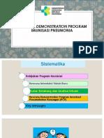 7. NEW_ Rencana Demonstration Program Imunisasi Pneumokokus Konyugasi-1.ppt