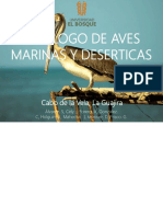 Catalogo Ecosistemas Marinos 2017