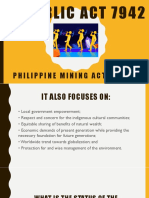1 PH Mining Act of 1995
