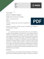 Practica Química Inorgánica 1