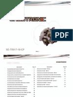 Manual do cambio easytronic da GM