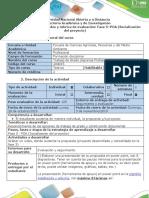 Guia de Actividades y Rubrica de Evaluación Fase 5 - POA (Socialización Del Proyecto)