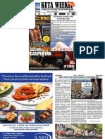 Kuta Weekly - Edition 661 Bali's Premier Newspaper