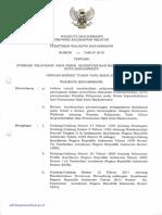 Perwali Banjarmasin 45_2018 Tentang SPP Disdukcapil