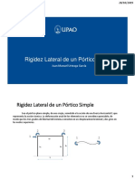 Rigidez Lateral