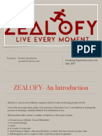 About Zealofy