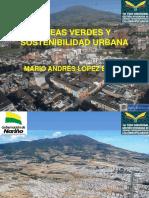 Áreas Verdes y Sostenibilidad Urbana