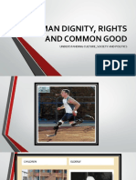 6 Human Dignity Rights and Common Good