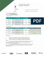 Cotizac Antivirus  030818