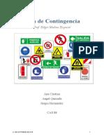 Plan de Contigencias PDF