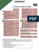 Honda Civic Averias Motor d14z3,d14z4,d16w3,d16w4
