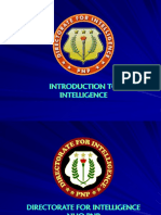 Overview of Intelligence and Intel Cycle and IOC by PLTCOL. Macariola.ppt