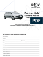Electron Manual Email