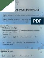 3.5 Formas Indeterminadas (1)