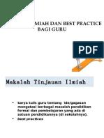 Makalah Best Practice