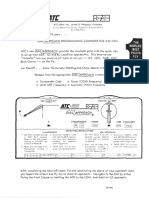 ATC-610 DialApproach Programming Computer Brochure