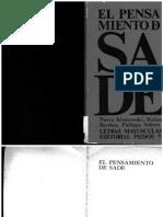 El pensamiento de Sade.pdf