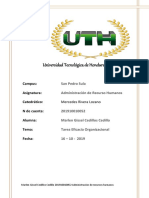 Tarea 1_ Eficacia Organizacional _ Administracion de RH