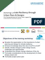 Legazpi Workshop 01 Presentation 04 Legazpi Action Planning