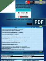 Ppt - Curriculo Nacional y Documentos de Gestion.