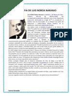 Biografia de Luis Noboa Naranjo