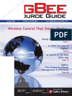 ZigBee Resource Guide 2008