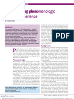 Understanding Phenomenology_giorgi, Collaizi, Van Kaam