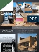 Casa Equis l.anthony Ramos Cárdenas