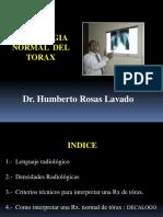 Semiología radiográfica del torax