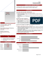 NS Resume Template2017