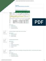 Actividad de Preparación Analizando Información y Simulando Soluciones Con Microsoft Exce