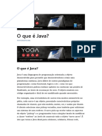 O que é Java