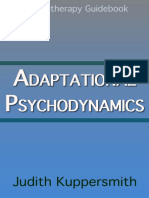 Adaptational Psychodynamics