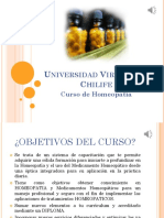 CURSO DE HOMEOPATIA MODULO INTRODUCCION.ppsx