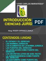 Introduccion a Las Cc.juridicas Sabado 8 Setiembre