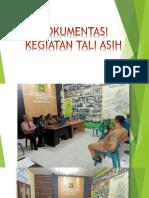 Dokumentasi Tali Asih