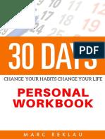 Workbook Din a4