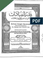 Fiqh Ibadah Juz 2 Habib Zayn Zain Semait Part 1