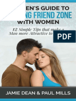 The Men's Guide to Avoiding Friend Zone with Women - 12 Simple Tips that make a Man more Attractive to Women.epub