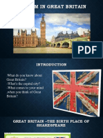 Tourism in England