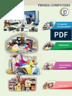 Prisha Catalogue