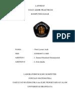 laporan alprog