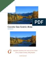 Cocoto Sea Scenic Area