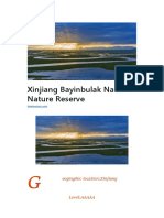 Xinjiang Bayinbulak National Nature Reserve