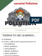 5 Environmental Pollution