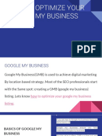 HOW TO OPTIMIZE YOUR GOOGLE MY BUSINESS (1).pptx