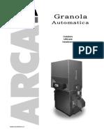 20 Arca Granola Automatica Carte Tehnica CI 07.11.21 Ro