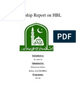 Shahbaz Internship Report
