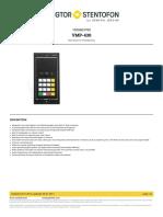 Zenitel - VMP-430 - 1020603700.pdf